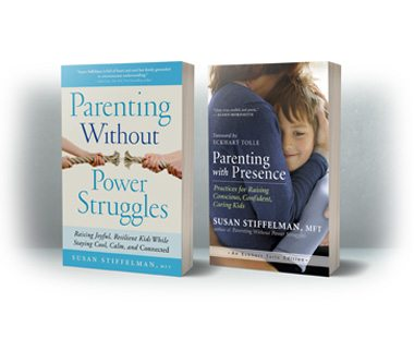 'Parenting Without Power Struggles' and 'Parenting with Presence'