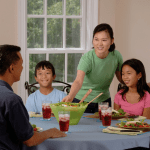 5 Tips for Getting Kids to Come to Dinner