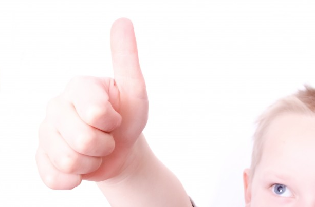 Getting Your Kids To Say 'OK'